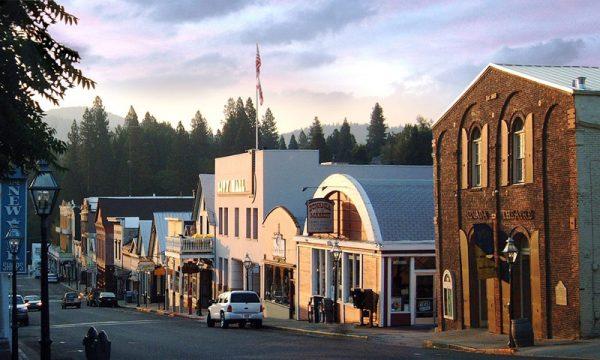 Nevada County Tourism