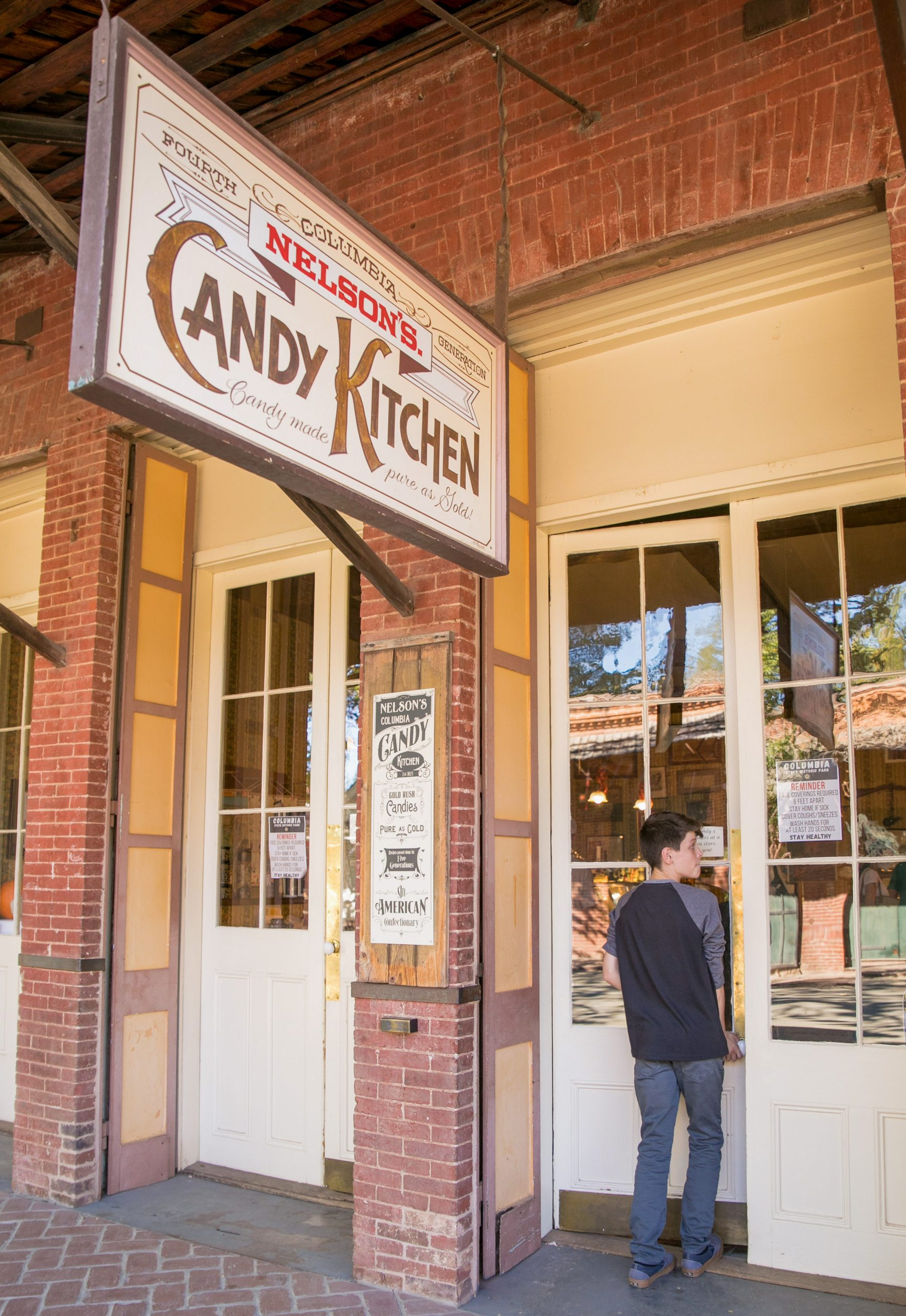 Columbia Candy Kitchen