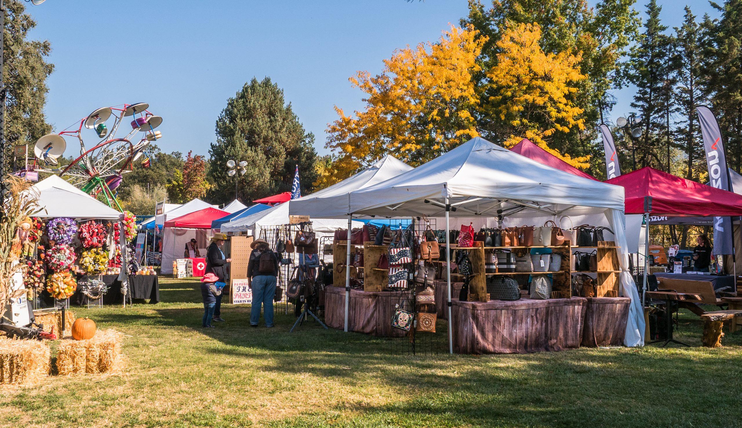 Oakhurst fall Festival